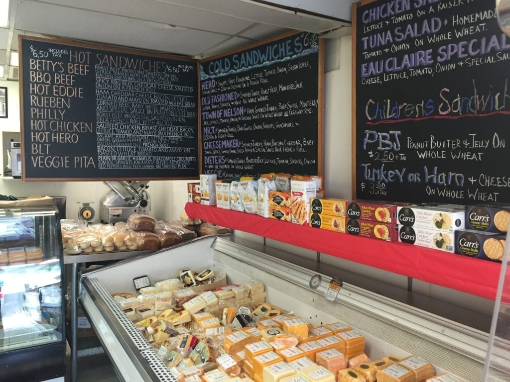 Nelson's Cheese House